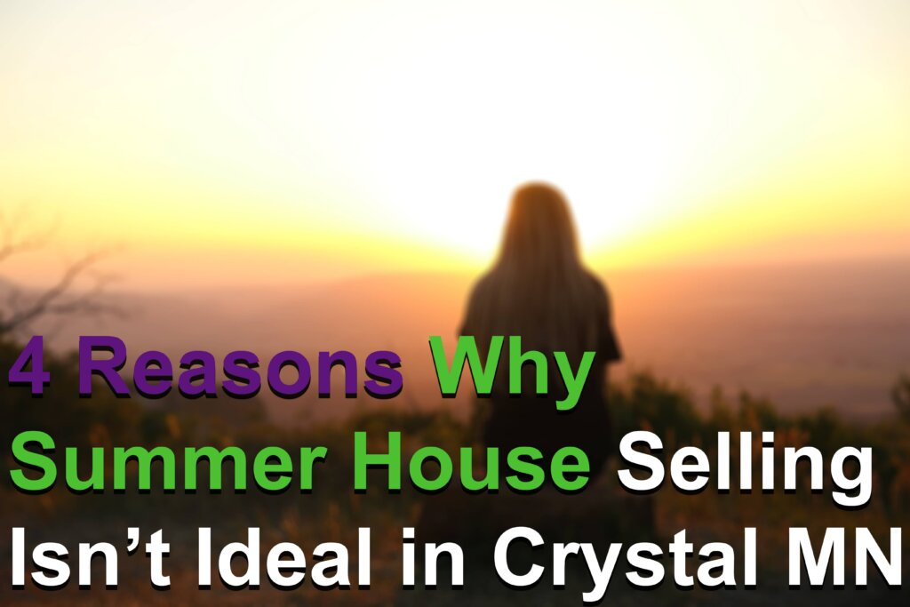 Sell my house in Crystal MN