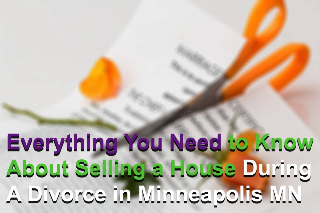 Selling My House During a Divorce Image