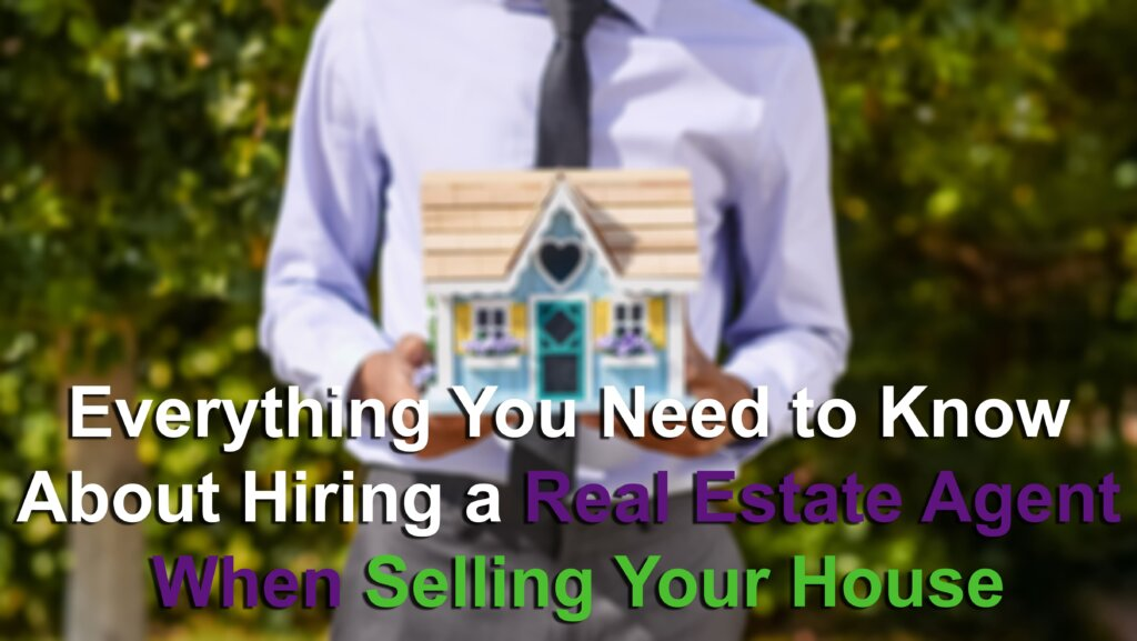 Sell your house to a real estate agent image