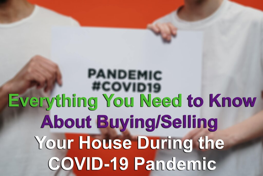 Selling Your House During COVID Pandemic Hero Image