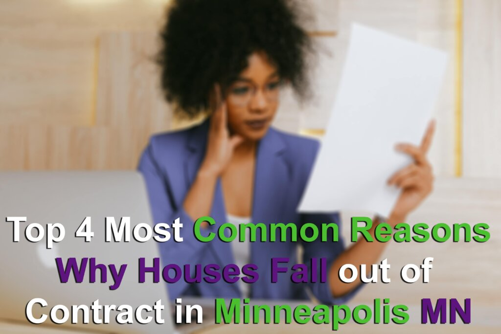 Reasons Why Houses Fall Out of Contract Hero Image