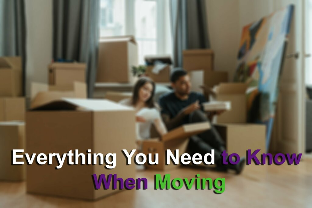 Sell your house when moving image