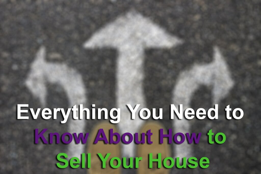 Ways to sell your house image