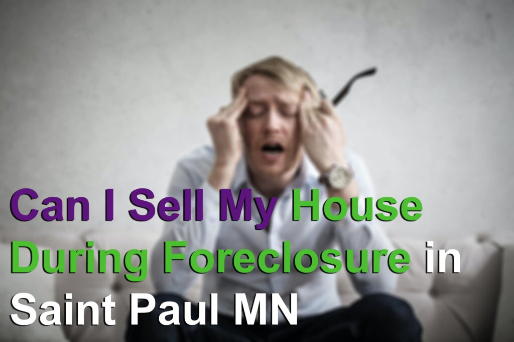 Sell my house during foreclosure image