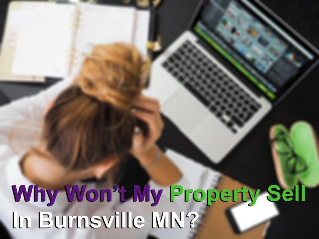 Selling my property in Burnsville MN Image