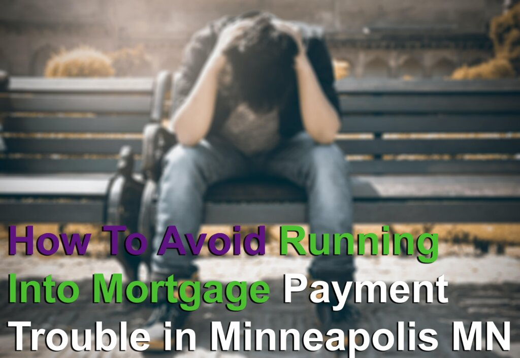 Avoiding running into mortgage payments troubles image