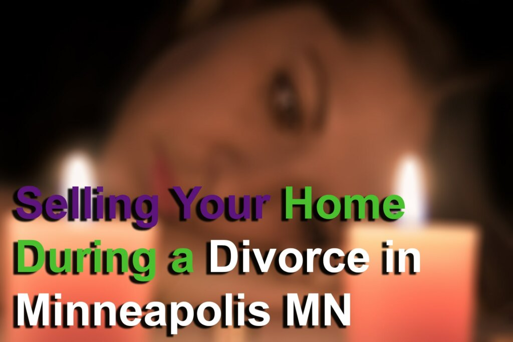 Selling your home during a divorce Image