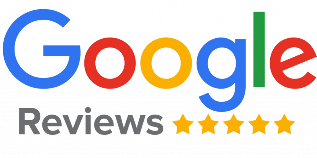 Google Logo linking to Google reviews for Township Properties
