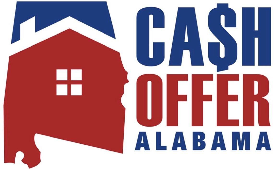 Cash Offer Alabama logo