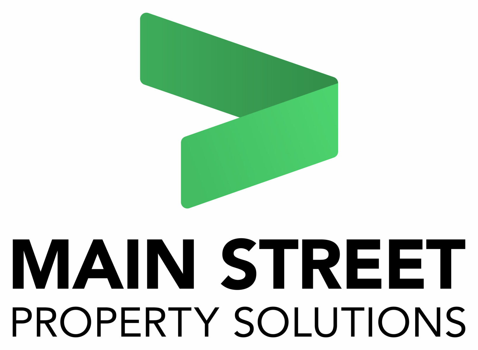 Main Street Property Solutions  logo