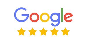 Google Review Logo with link to google reviews