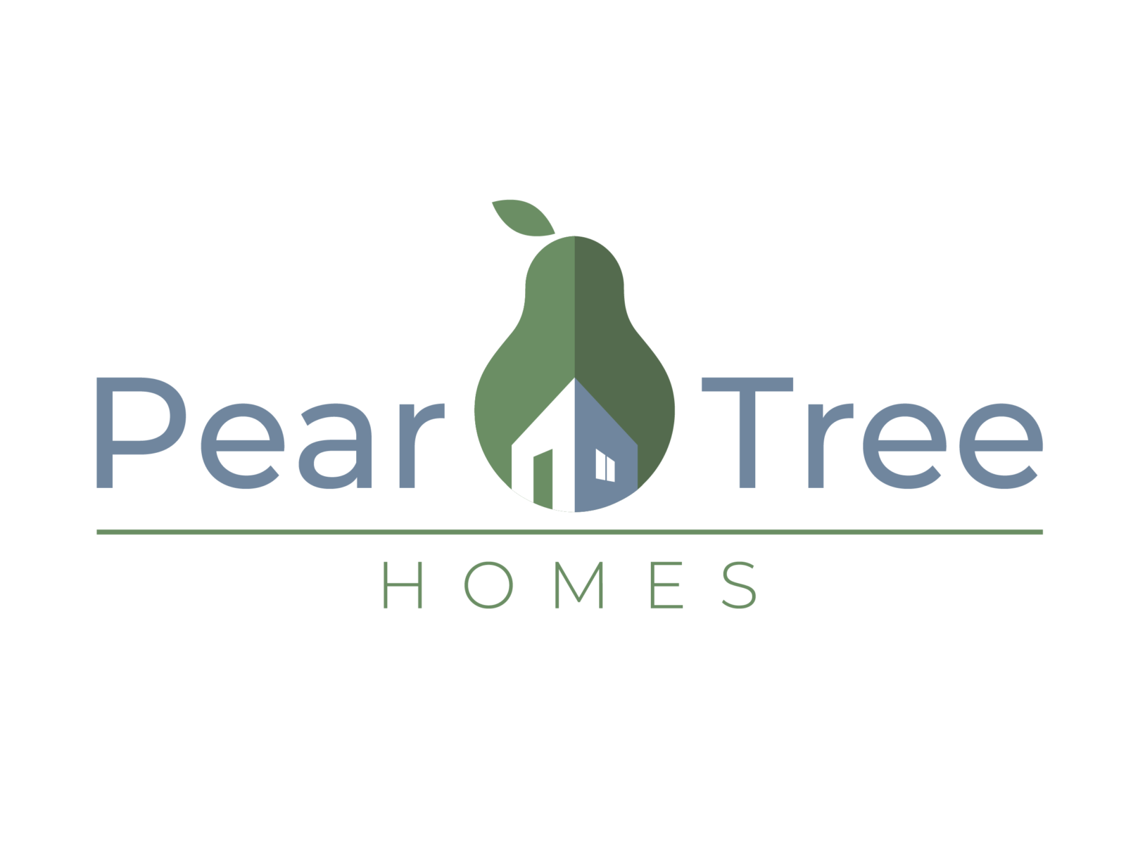 Pear Tree Homes, LLC  logo