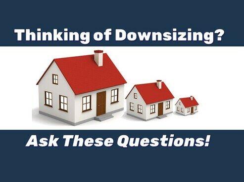 Thinking of downsizing your Lynchburg VA home?
