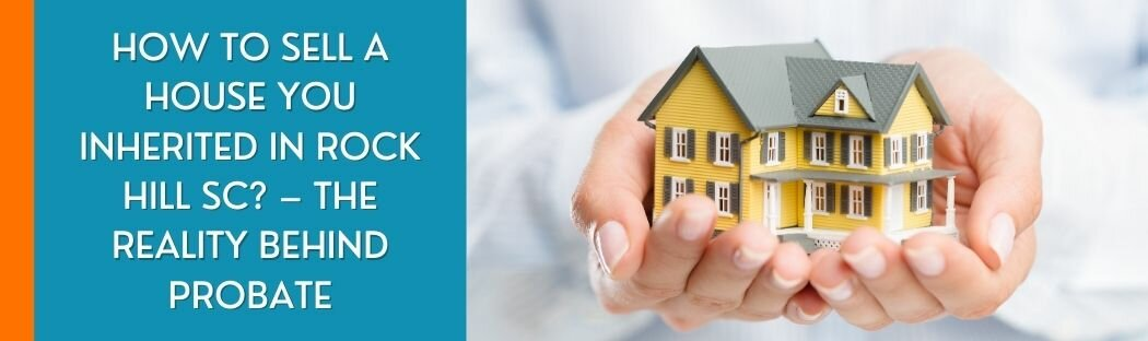 cash for homes in Rock Hill SC