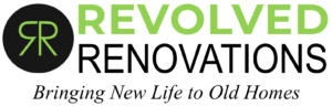 REVOLVED RENOVATIONS logo
