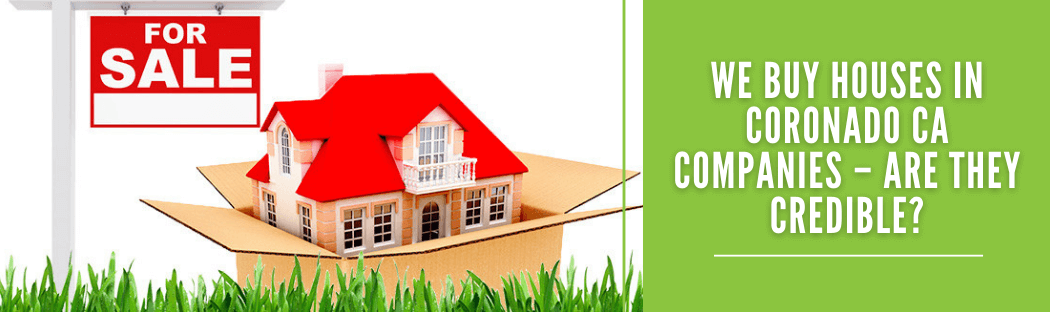 sell my home in Coronado CA