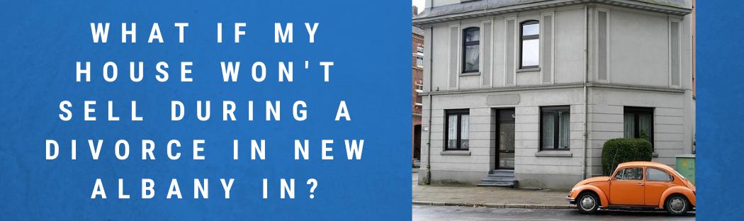 We buy houses in New Albany IN