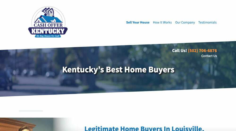 Learn About How We Buy Houses in Louisville KY