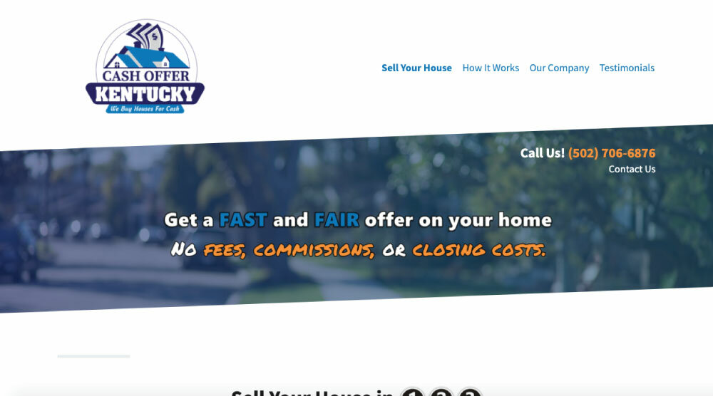 Louisville KY Home Buyers How it Works