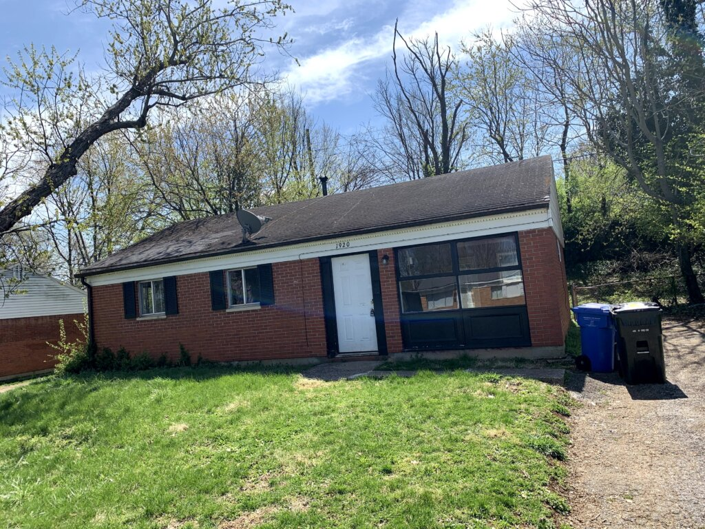 Louisville home buyer