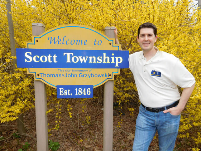 Sell my house for cash Scott Township Lackawanna County