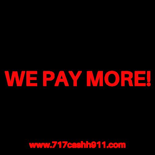 717CASH911 logo