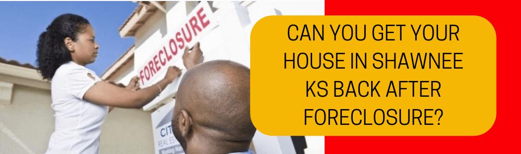 cash for homes in Shawnee KS