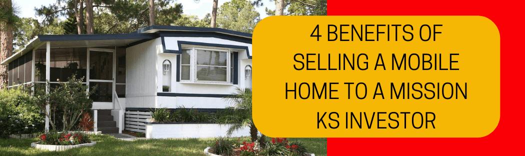 cash for homes in Mission KS