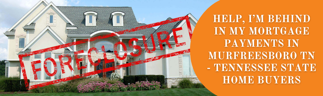 We buy properties in Murfreesboro TN