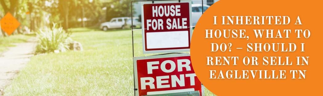 We buy properties in Eagleville TN
