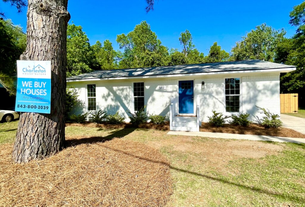 Sell Your House Fast Charleston SC. We Buy Houses in Charleston for Cash.