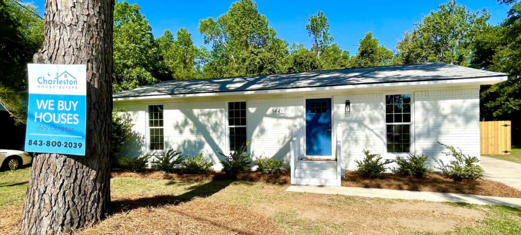 Sell my house fast Charleston for cash. We buy houses in any condition and for fair offers.