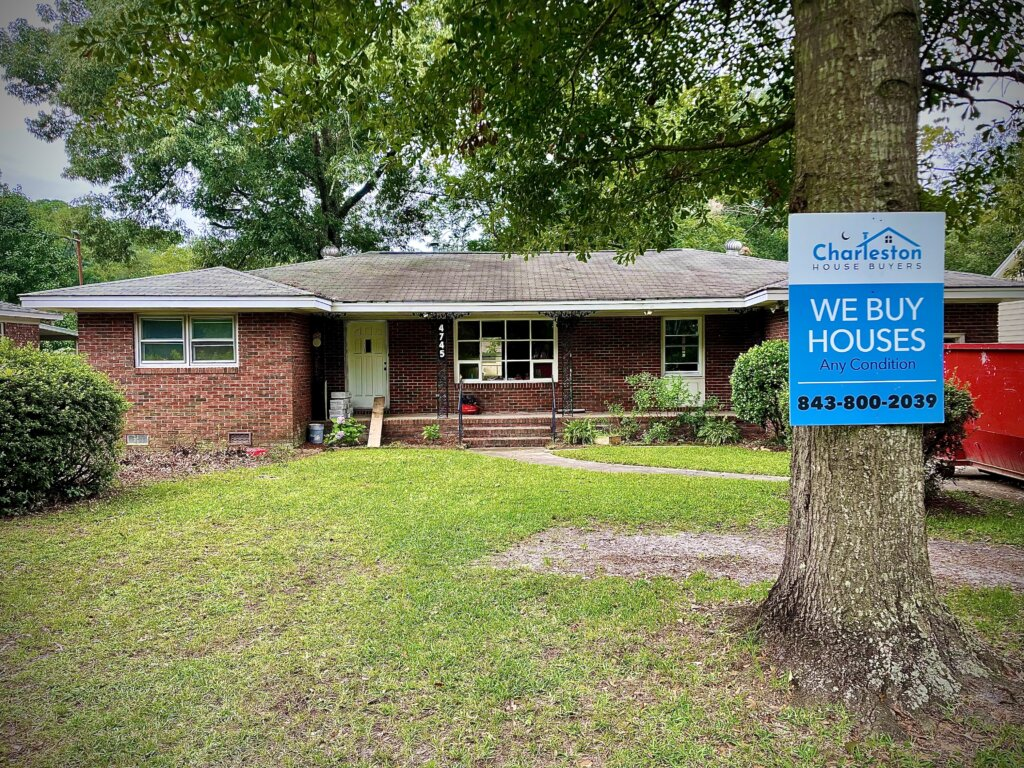 Sell your house fast Charleston SC. We pay cash for houses and close fast.