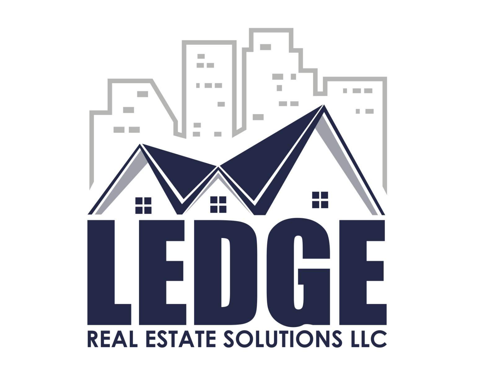 Ledge Buys Houses logo