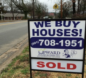 We Buy Houses Little Rock