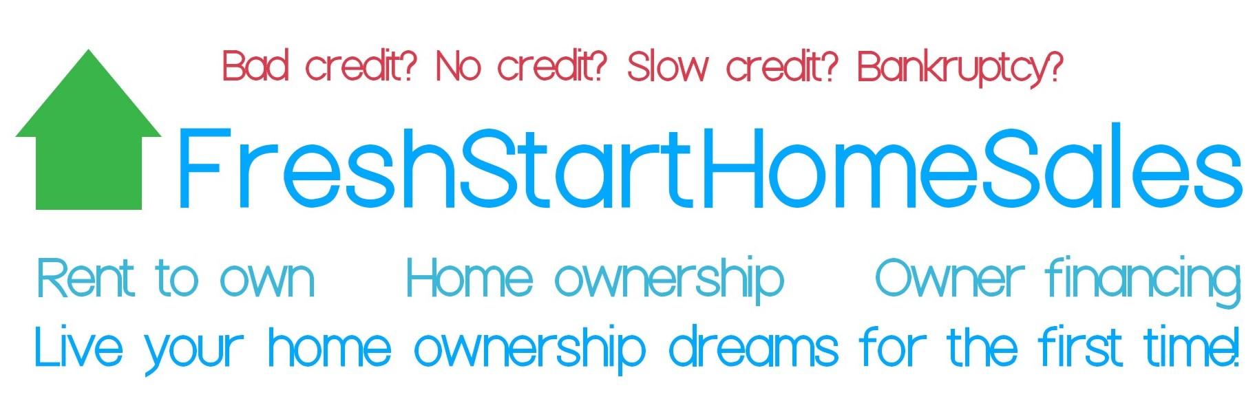 Fresh Start Home Sales logo
