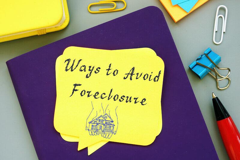 ways to avoid foreclosure in Utah