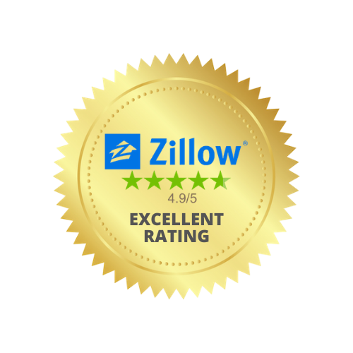 Five Star Zillow Rating