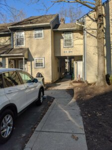 a house bought by Halo Homebuyers in New Jersey
