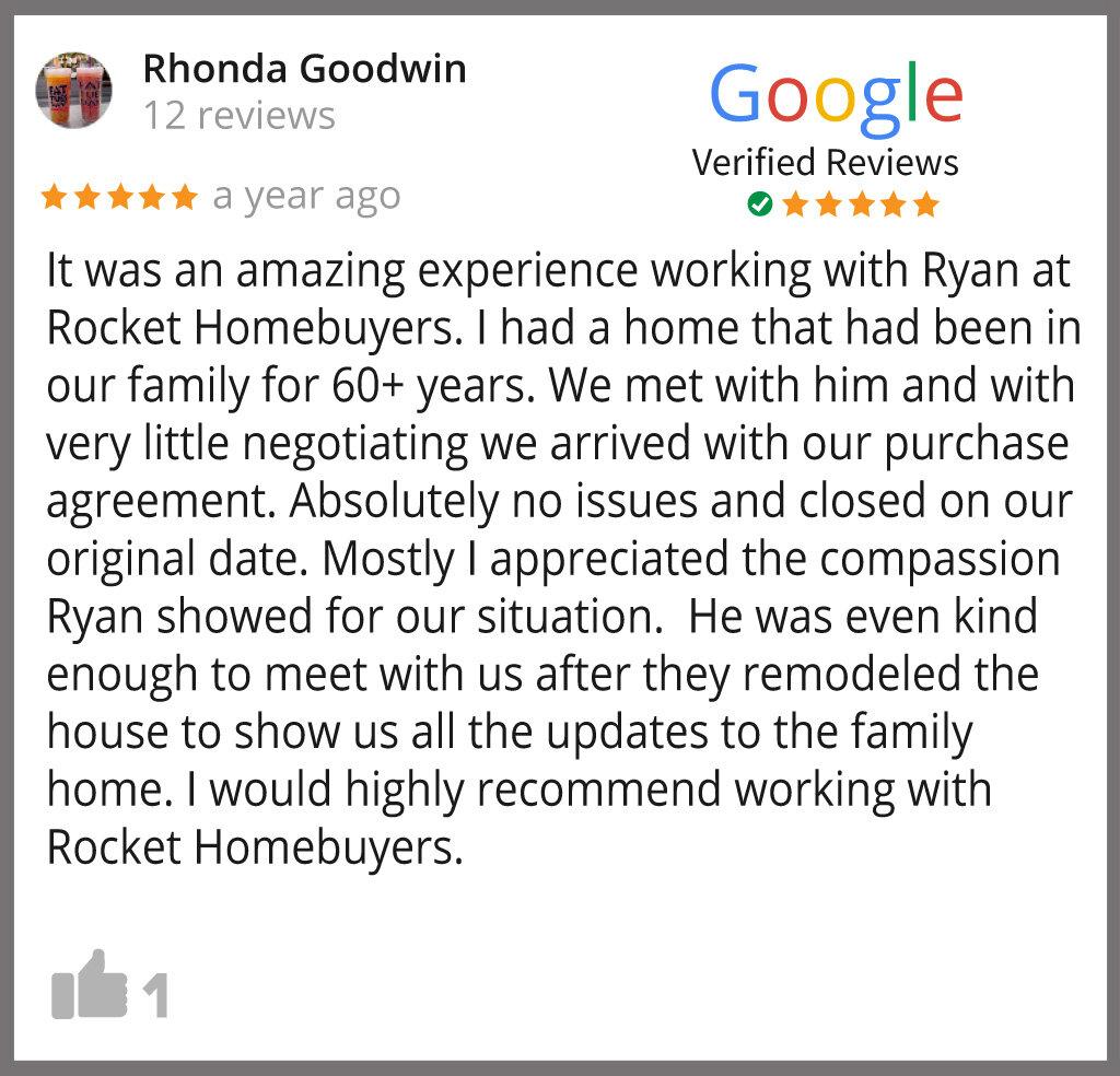 Rhonda Review