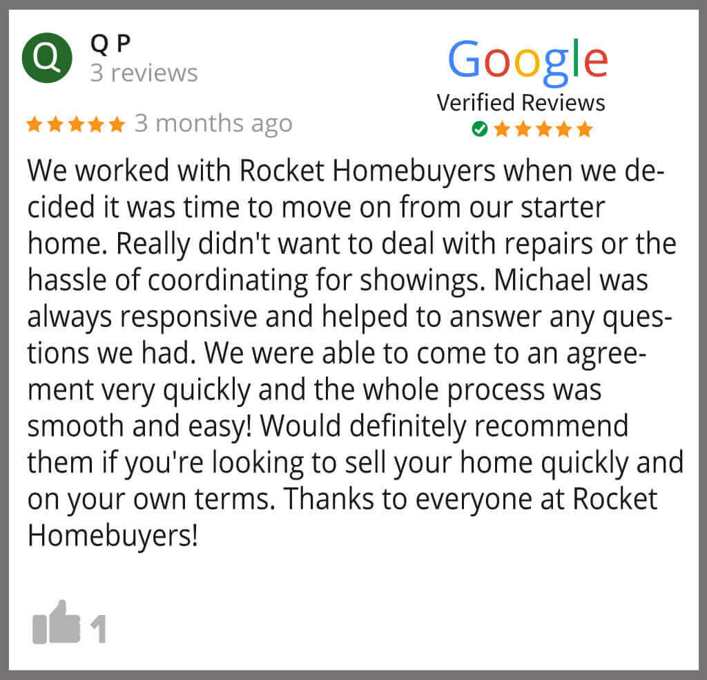 QP Google Review