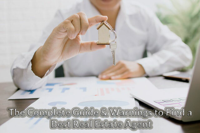 Find a Best Real Estate Agent