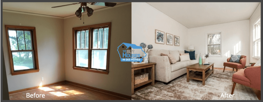 how to sell my house des moines