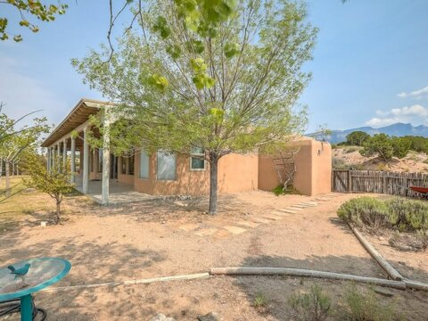 Placitas NM home