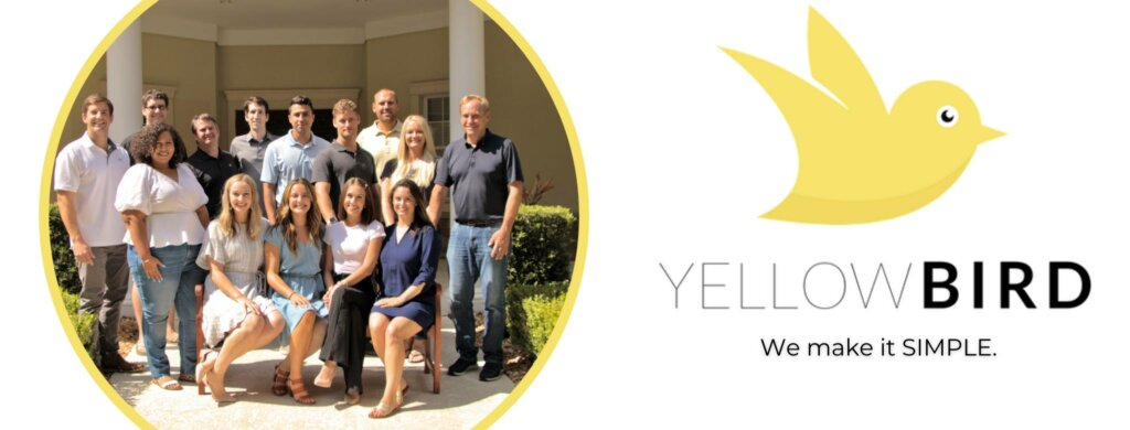 YellowBird Team Photo