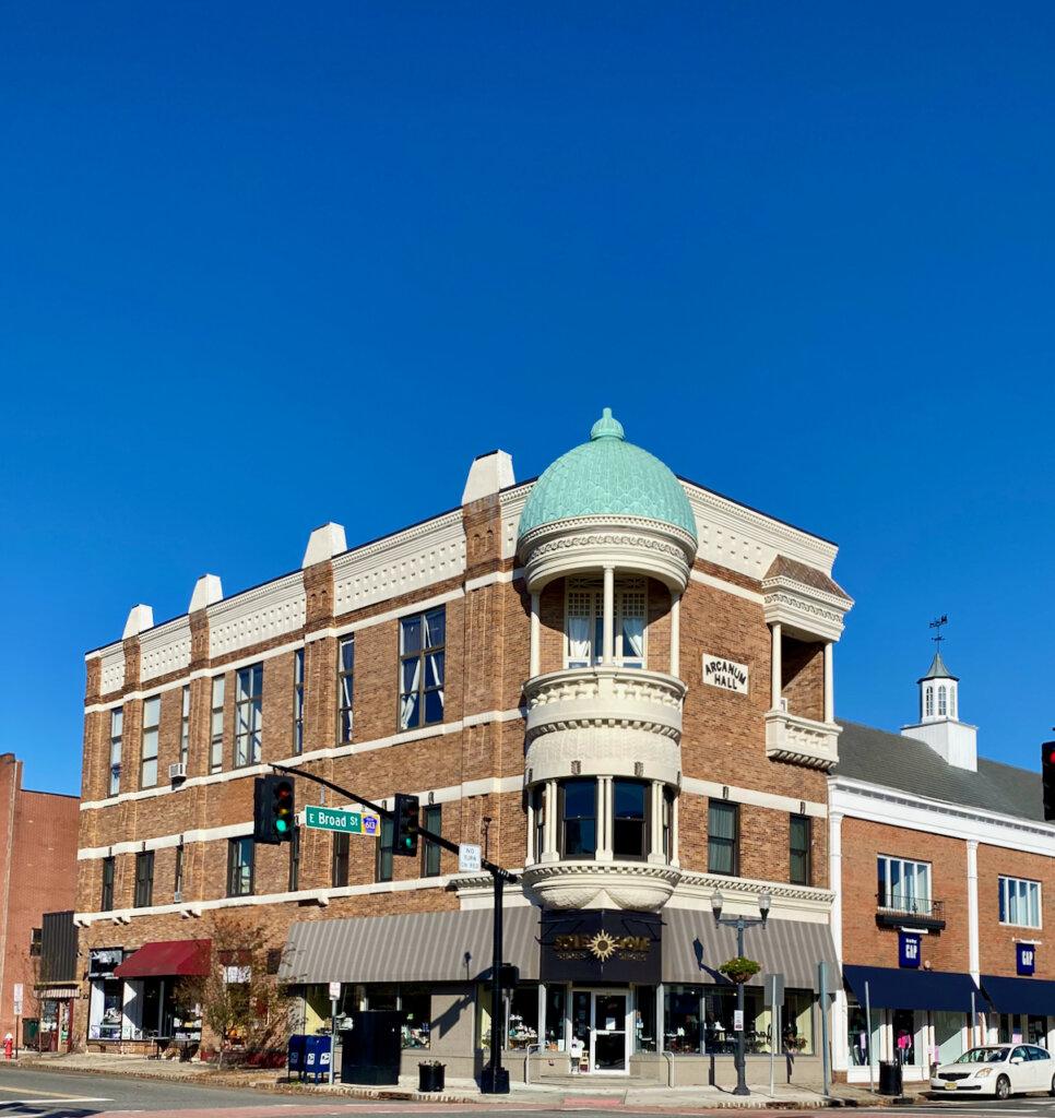 Historic building InWestfield
