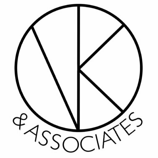 VK & Associates logo