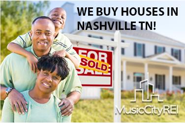 Home Buy Company in Nashville TN
