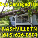 Sell House With Damage Nashville Tn