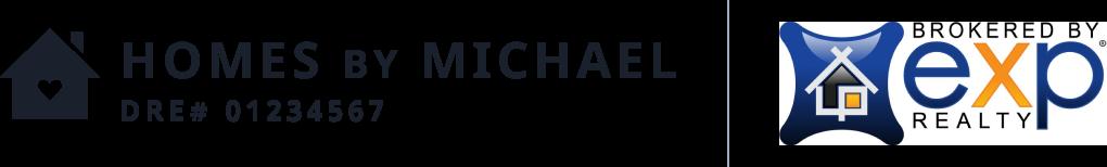 Homes by Michael logo